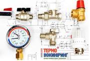 Проектирование и монтаж котельных,  газо- и водоснабжения